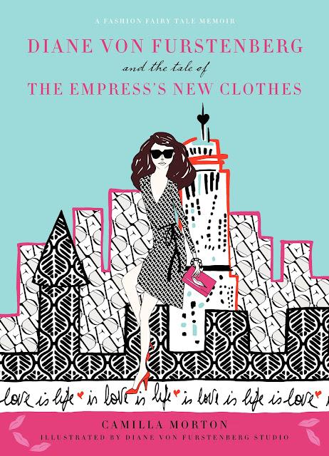 """Diane von Furstenberg: """"The Empress's New Clothes"""""""