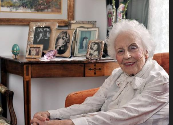 Magda Olivero, the last great verismo soprano