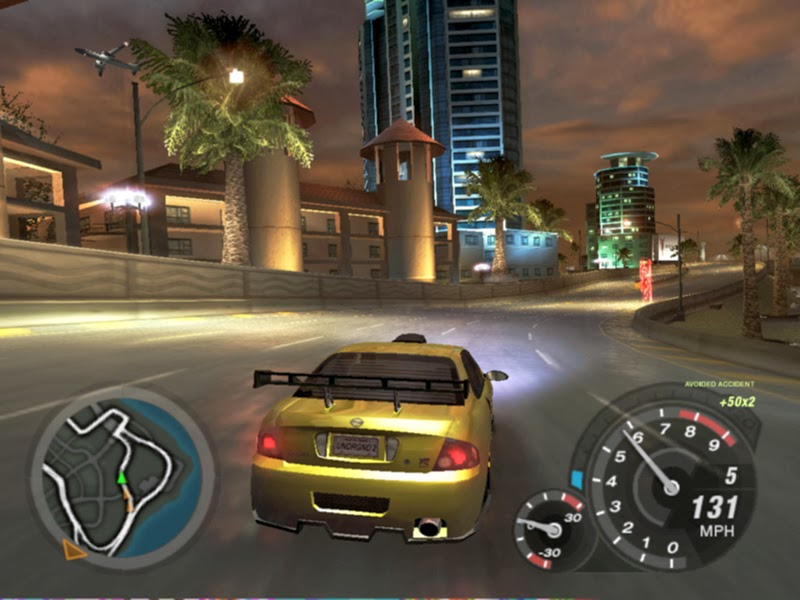 full need for speed underground 2 game