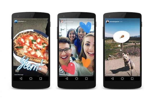 Instagram copia la función que le dio éxito a Snapchat