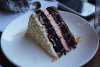 Cake from Brown Cup at Rose Dale Talamban