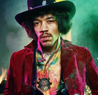 Profil dan Biodata Gitaris Terbaik Jimi Hendrix
