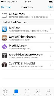 cydia sources