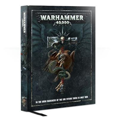 warhammer 40k beginners guide rule book