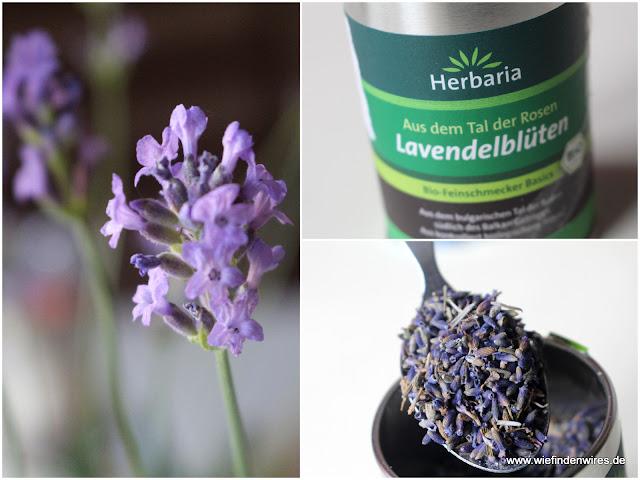 Lavendelsirup selbst gemacht - so einfach und so gut!