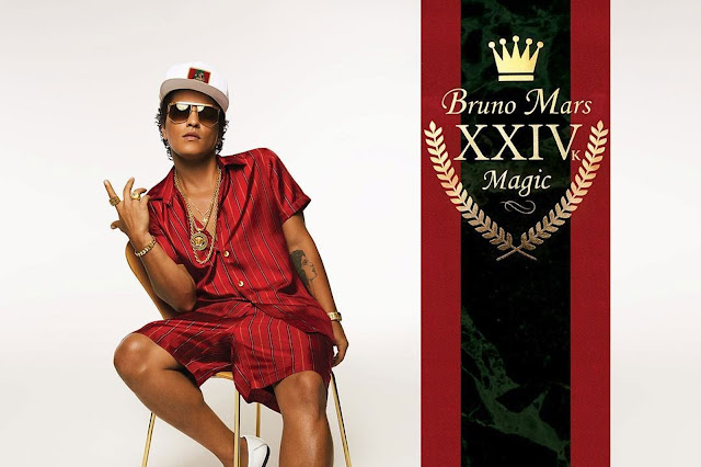 Bruno Mars y 24K Magic ¿otra de padrote? (Video)