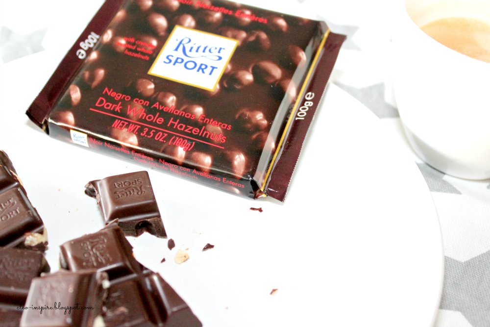 niemiecka gorzka czekolada