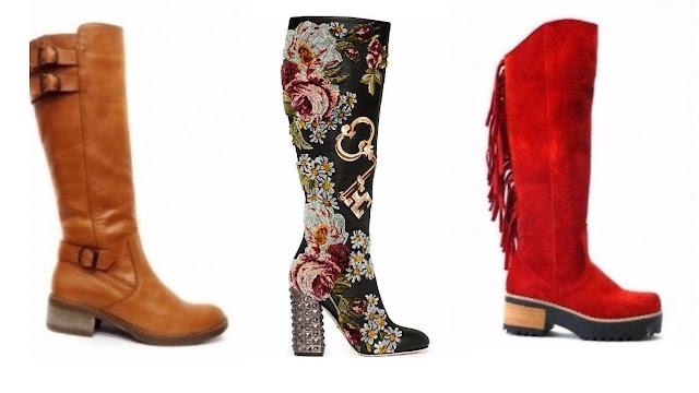 que calzado elegir para la primavera verano 2019