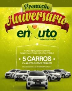 Cadastrar Promoção Enxuto Supermercados 2017 Aniversário