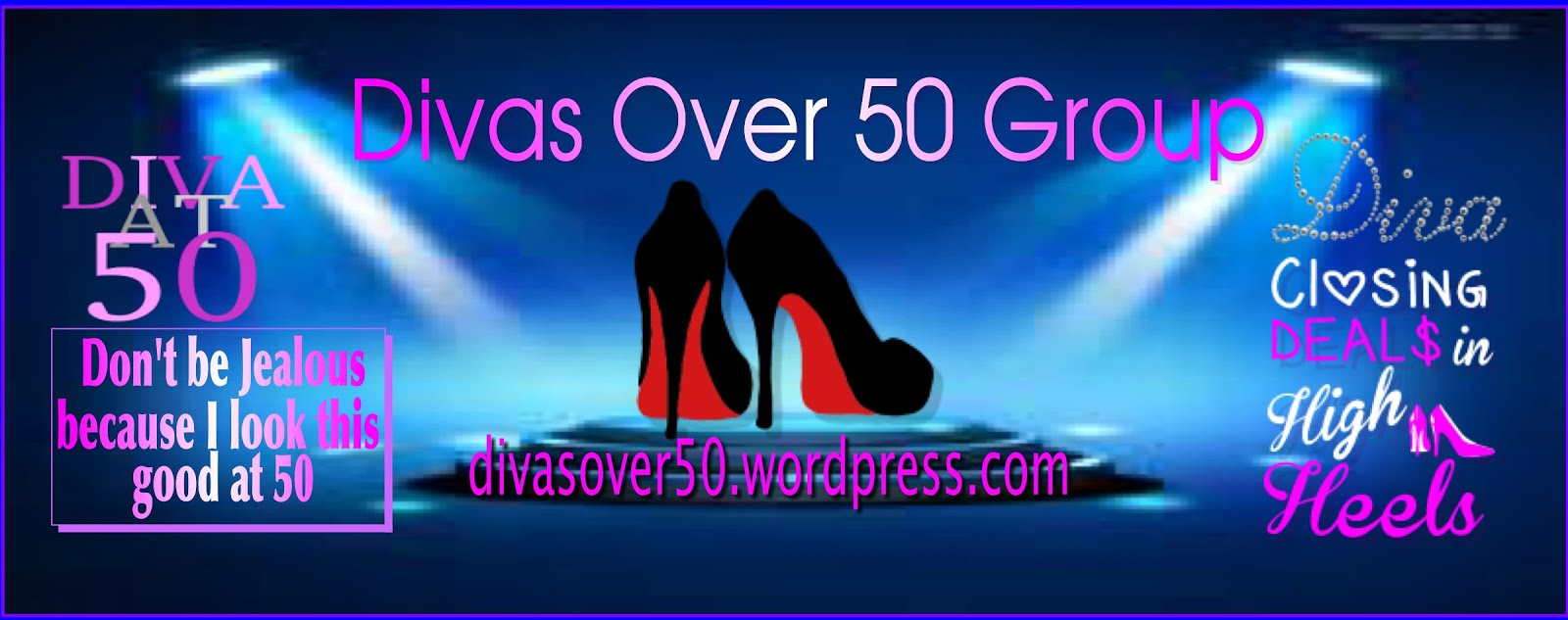 Divas Over 50 Group (Facebook)