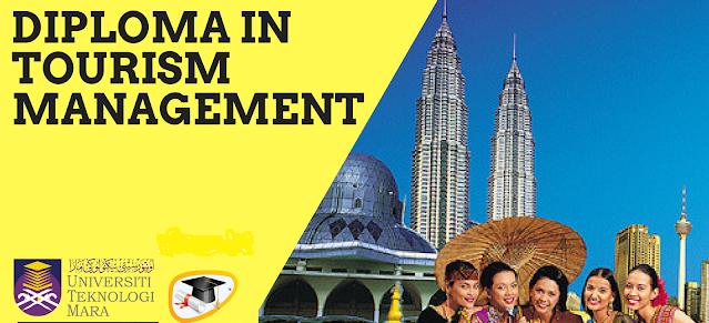 syarat kemasukan Diploma Pengurusan Pelancongan UiTM