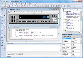 تحميل برنامج Easy Code 2.0