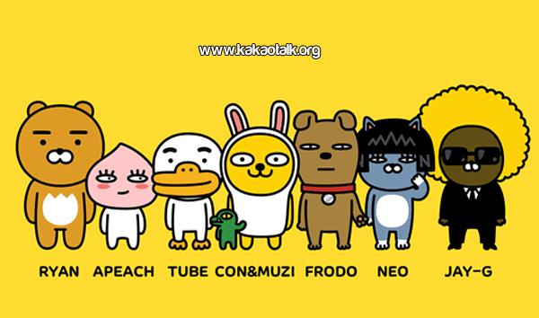 Hola Kakao Friends