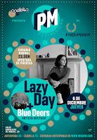 Concierto de Lazy Day y Blue Deers en Costello