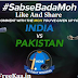 India Pakistan Match Contest Win Lucky 10 Big Daily