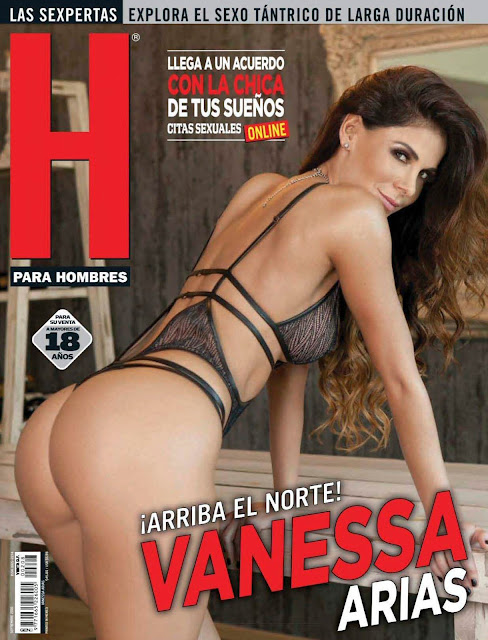 Portada Vanessa Arias Revista H Septiembre 2016