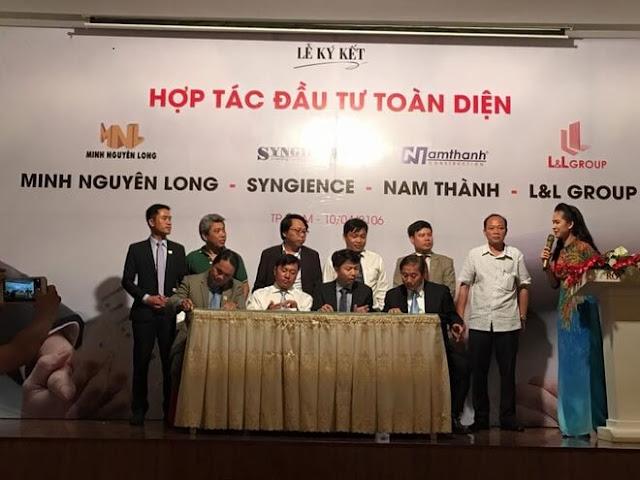 Syn Gience rót 400 tỷ vào Depot Metro Tham Lương.