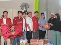 IMM STIH Muhammadiyah Kotabumi Menyatuni Panti Asuhan Nurul Mutaqin