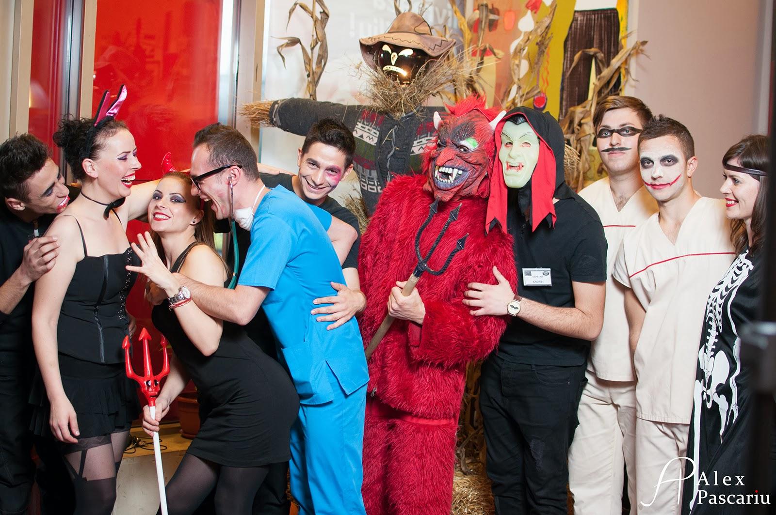 Halloween Party la Pizza Hut Iasi 11