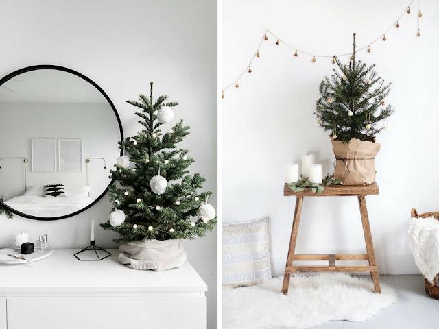 Ideias para Árvores de Natal