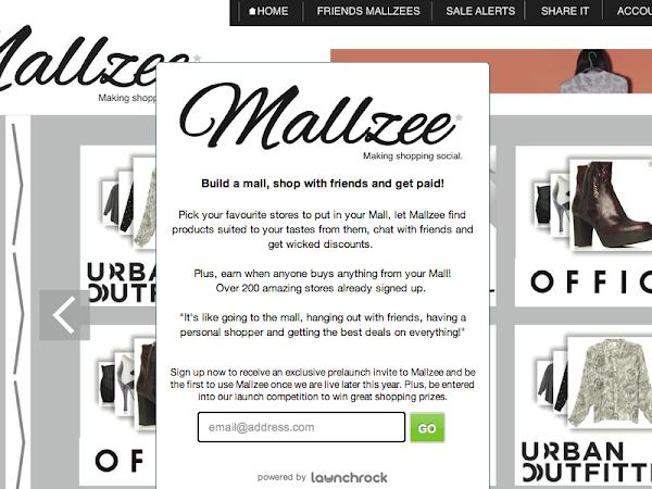 An Exclusive Pre-Launch Invite To Mallzee.com