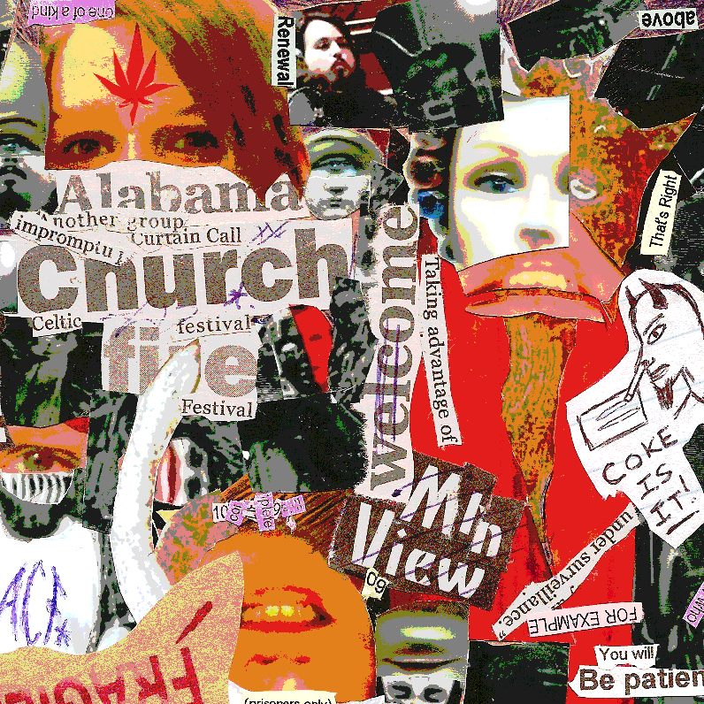 DESERT PSYCHLIST: ALABAMA CHURCH FIRE ~ FOREVER HOMELY AND HIGH