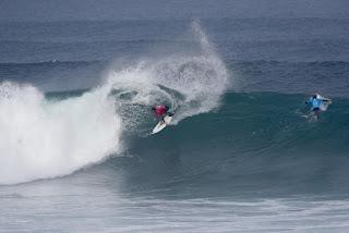 47 Jeremy Flores rip curl pro portugal foto WSL Damien Poullenot