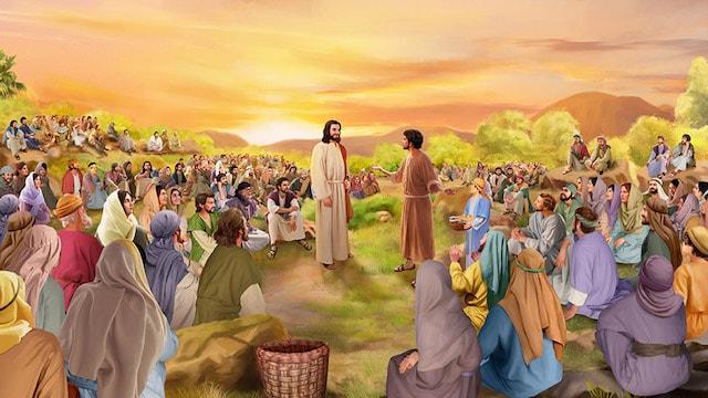 東方閃電|全能神教會|恩典時代耶穌講道的圖片