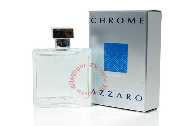 Azzaro Chrome Miniature Perfume