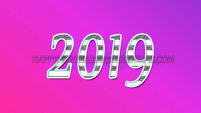 Happy New Year 2019 video