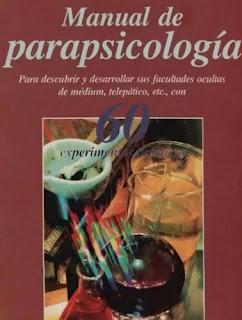 Manual de Parapsicología libros para descargar en pdf