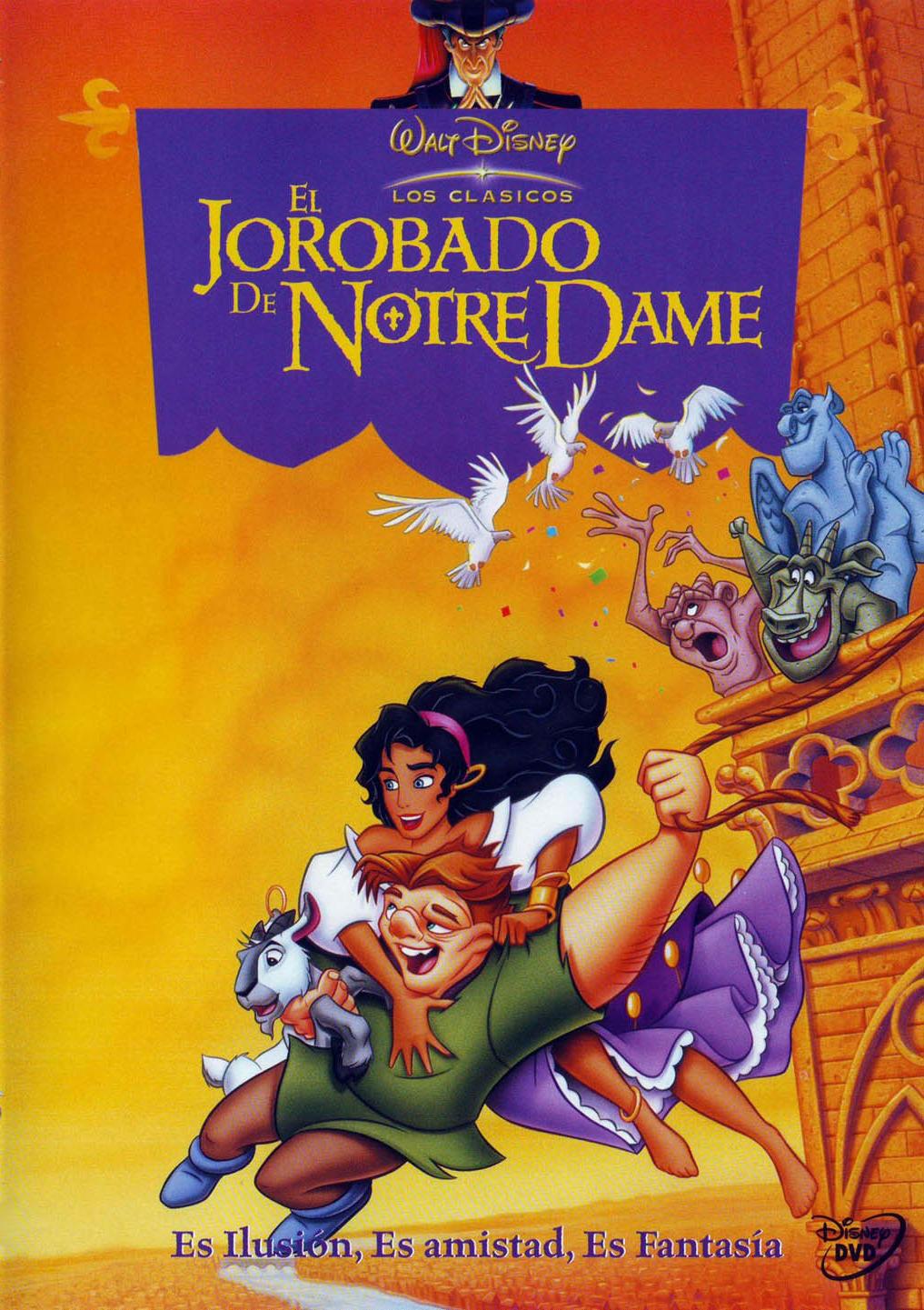 El jorobado de Notre-Dame - Cartel