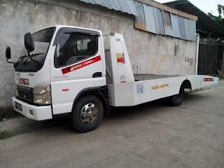 Dijual Truck Towing Mitsubishi FE