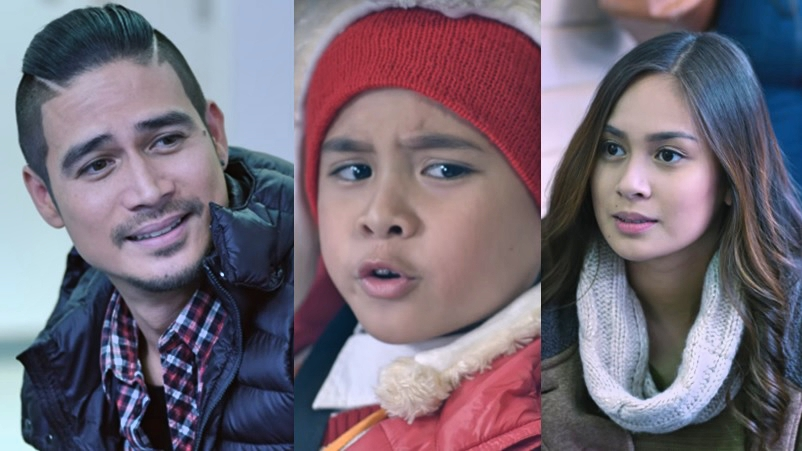 Northern Lights Piolo Pascual, Yen Santos, and Raikko Mateo.