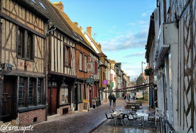 Beauvais viaggio gennaio 2017