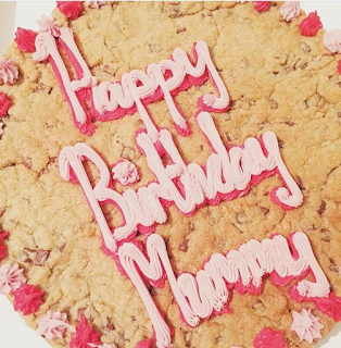 birthday, late 20s, 28 years old, birth, life lessons, learn, heart ache, love, happiness, marriage, blonde, millies cookie, cookie, birthday cake, yummy,