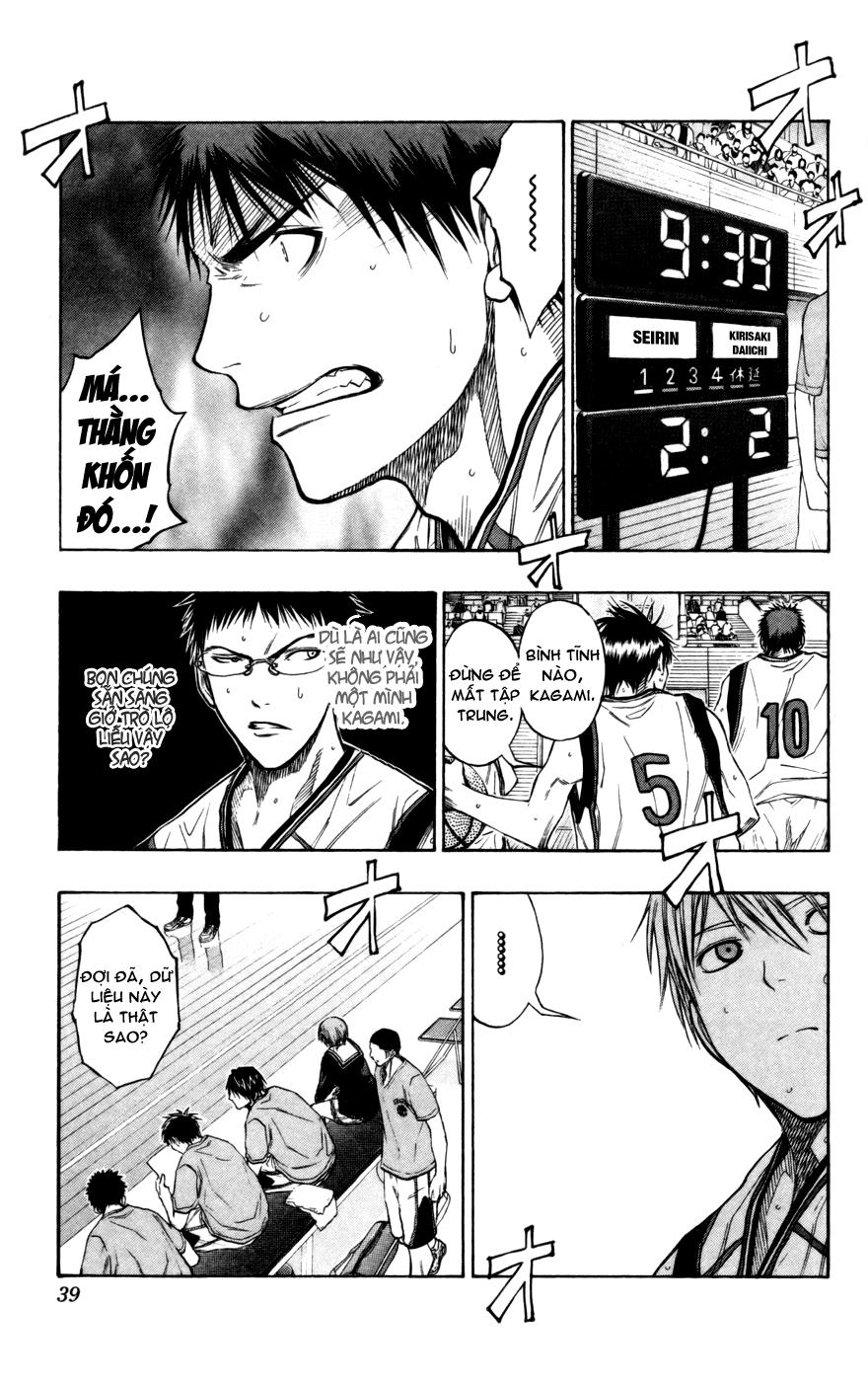 Kuroko No Basket chap 101 trang 12