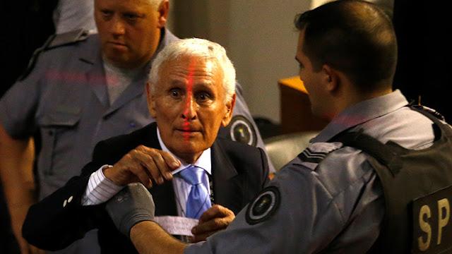 Justicia argentina dicta cadena perpetua por cuarta vez al torturador Miguel Etchecolatz