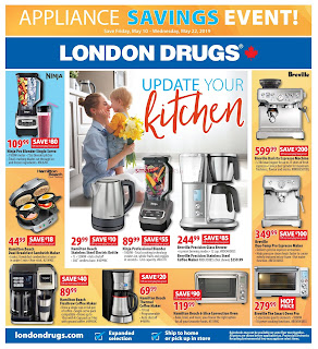 London Drugs Flyer Great Deals valid April 9 - 15, 2020
