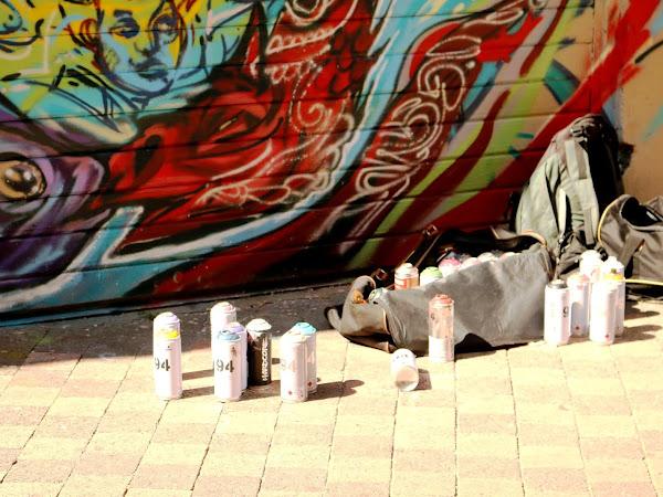 Le street art du Cours Julien