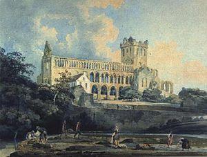 Jedburgh Abbey, Thomas, 1798-1799