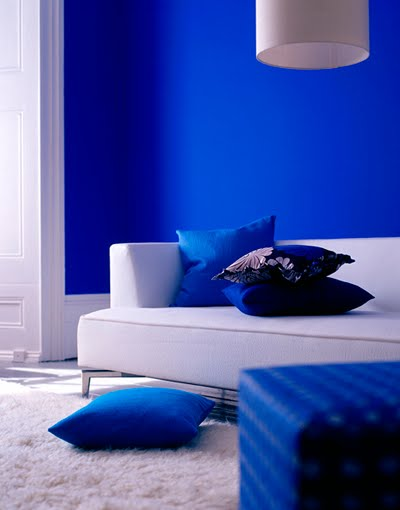 Idehadas Interior Design En Azul