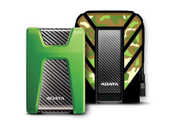 ADATA anuncia sus nuevos discos duros externos