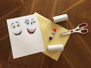 Emoji Movie printable activities