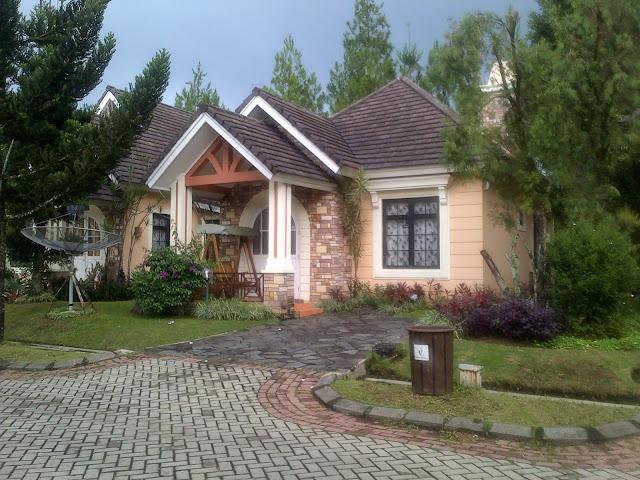 Sewa Villa Kota Bunga Puncak - Cipanas Murah