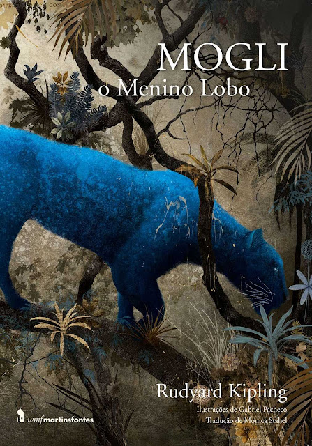 Mogli O menino lobo - Rudyard Kipling