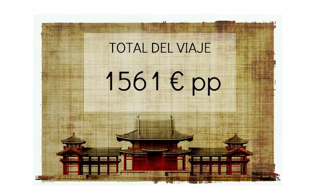 cuanto cuesta viajar a japon