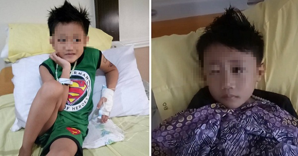This kid has seizures after too much exposure to gadgets