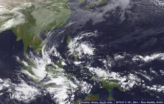 Penginderaan Jauh dan Bentuk-bentuk Informasi Cuaca