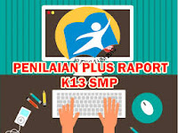 Aplikasi Rapor Kurikulum 2013 SMP Terupdate